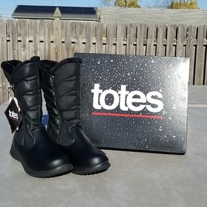 Black Totes Thermolite Boots